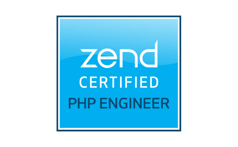My Experience with the Zend Certified PHP Engineer Certification Exam